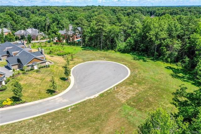 3800 Old Burleigh Lane, Henrico, VA 23233 (MLS #2100235) :: EXIT First Realty