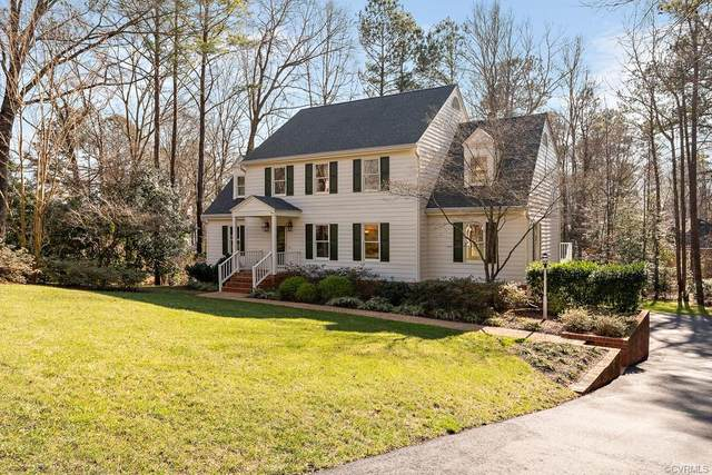 13705 W Bay Place, Chesterfield, VA 23112 (MLS #2100236) :: Village Concepts Realty Group
