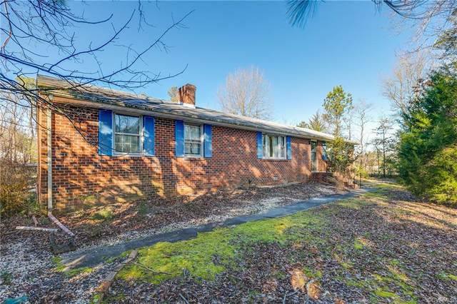 9045 Woodlawn Drive, Mechanicsville, VA 23116 (MLS #2100250) :: Treehouse Realty VA