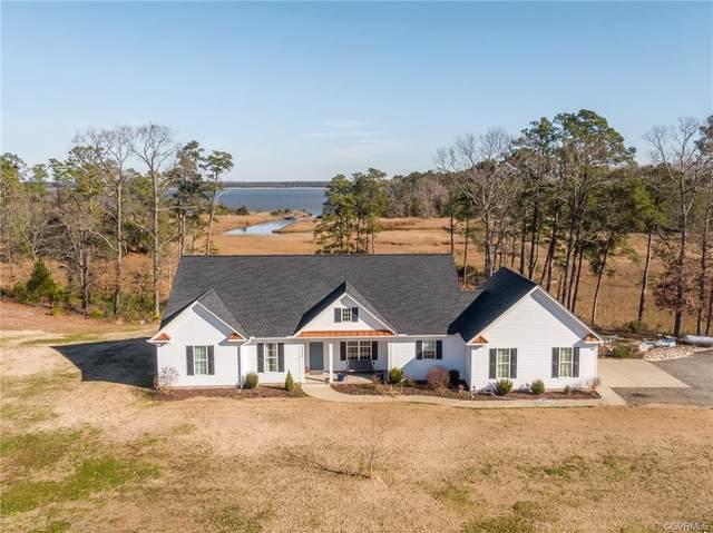 25000 Rivers Way, Barhamsville, VA 23011 (MLS #2100269) :: Treehouse Realty VA