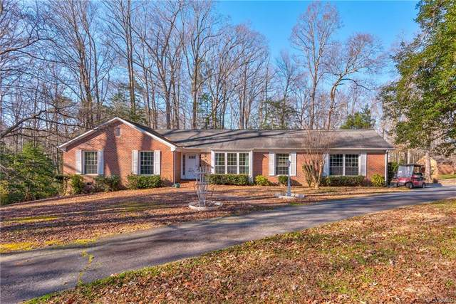 333 Chesapeake Drive, Irvington, VA 22480 (MLS #2100273) :: Treehouse Realty VA