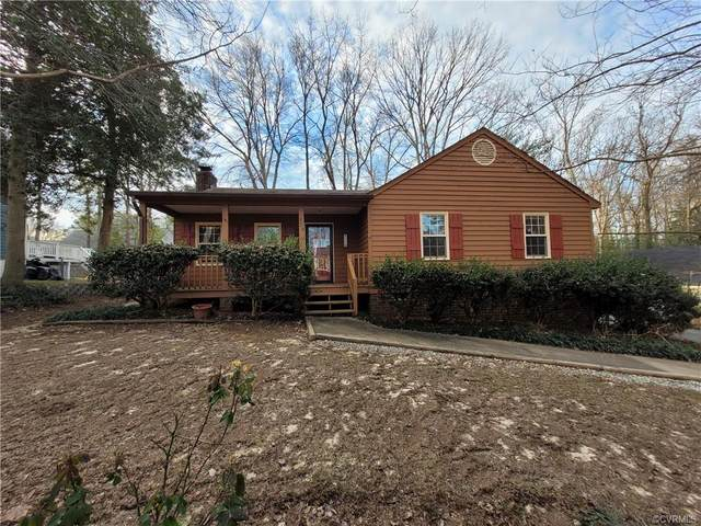 904 Hartford Lane, Chesterfield, VA 23236 (MLS #2100281) :: The Redux Group