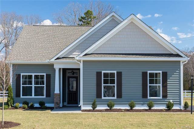 9014 Rutland Road, Mechanicsville, VA 23116 (MLS #2100289) :: EXIT First Realty