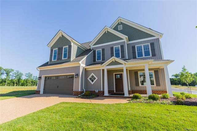 12532 Donahue Road, Glen Allen, VA 23059 (MLS #2100293) :: Treehouse Realty VA