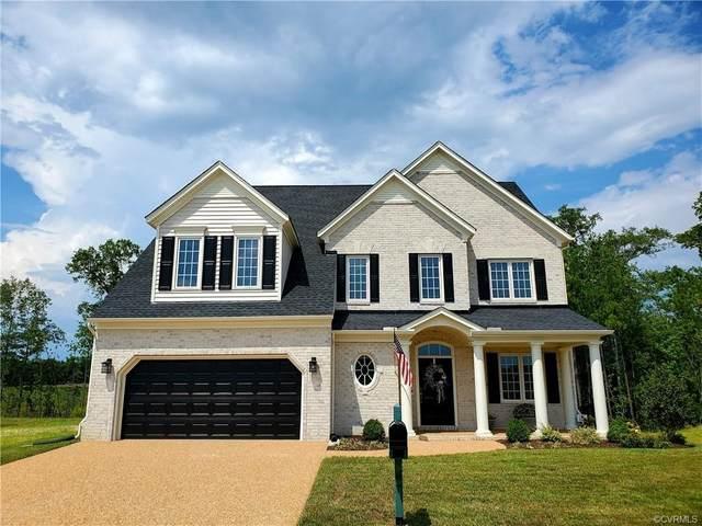 12520 Donahue Road, Glen Allen, VA 23059 (MLS #2100304) :: Village Concepts Realty Group