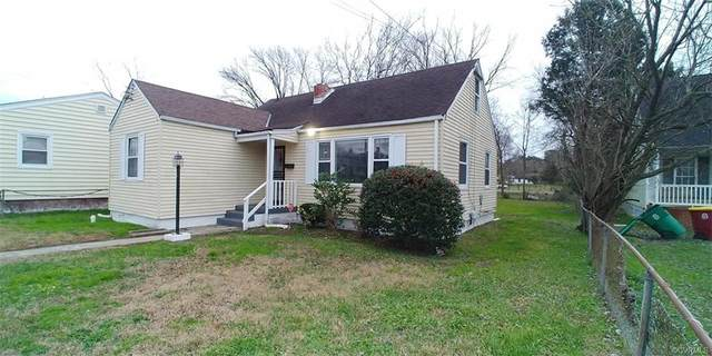 2212 Ferndale Avenue, Petersburg, VA 23803 (MLS #2100305) :: The Redux Group
