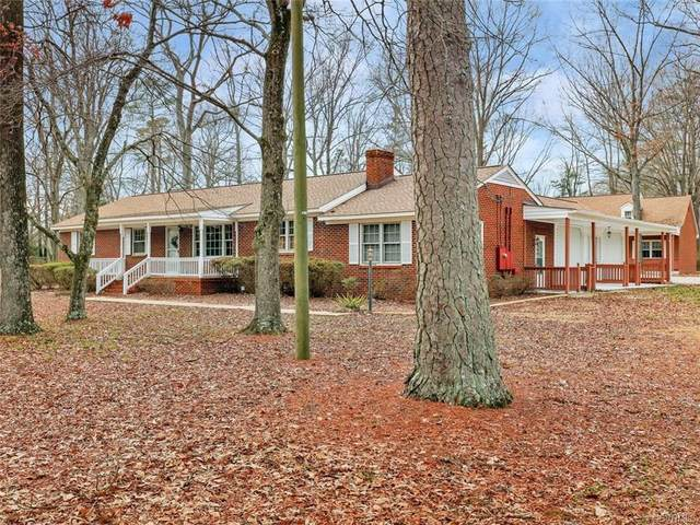 8720 Dorsey Road, North Chesterfield, VA 23237 (MLS #2100310) :: Treehouse Realty VA