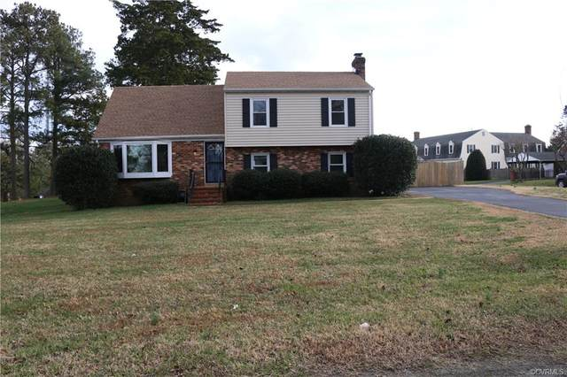 8101 Signal Hill Road, Mechanicsville, VA 23111 (MLS #2100334) :: The Redux Group