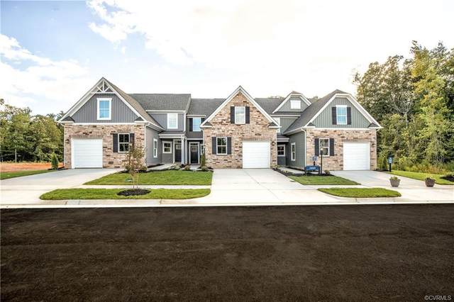 3112 Sterling Brook Drive Id-D, Chesterfield, VA 23237 (MLS #2100352) :: Blake and Ali Poore Team