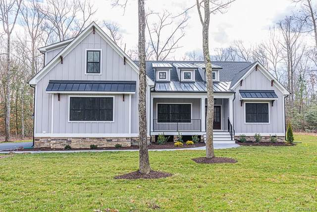 7311 Arbor Crest Court, Mechanicsville, VA 23116 (MLS #2100392) :: Village Concepts Realty Group