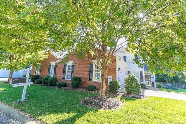 10035 Berry Pond Lane, Mechanicsville, VA 23116 (MLS #2100396) :: The Redux Group