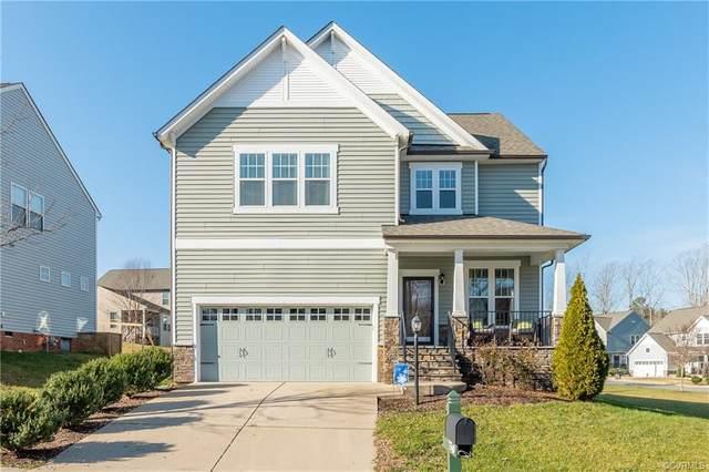 7340 Nicklaus Circle, Moseley, VA 23120 (MLS #2100409) :: Small & Associates