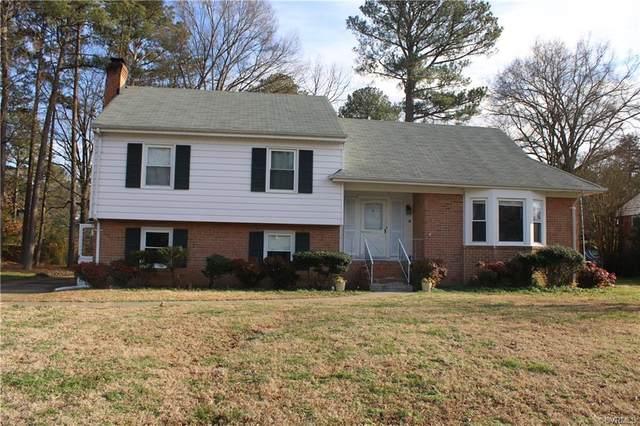 1403 Claxton Road, Henrico, VA 23238 (MLS #2100435) :: Treehouse Realty VA