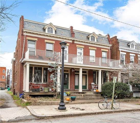 2 N Mulberry Street, Richmond, VA 23220 (MLS #2100470) :: EXIT First Realty