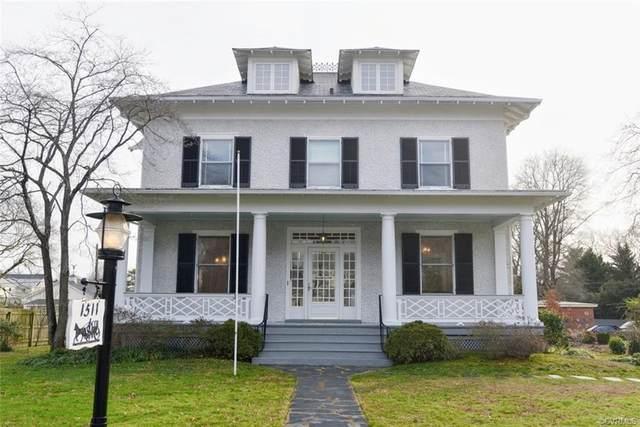1511 Wilmington Avenue, Richmond, VA 23227 (MLS #2100472) :: EXIT First Realty