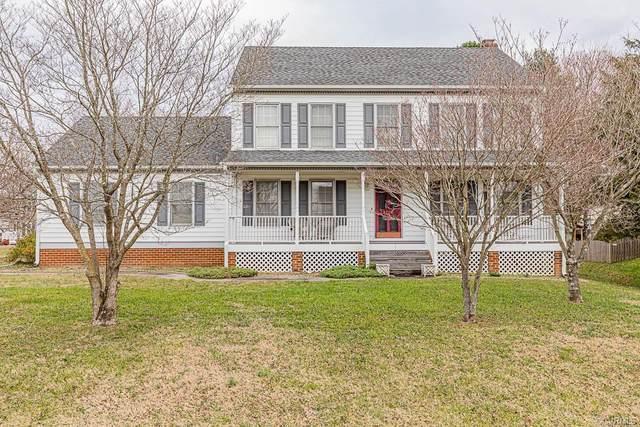 8200 Sawyer Lane, Mechanicsville, VA 23111 (MLS #2100499) :: Treehouse Realty VA