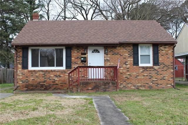 511 Braxton Avenue, Colonial Heights, VA 23834 (MLS #2100511) :: Small & Associates