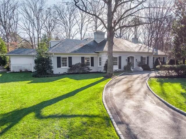 201 Walsing Drive, Henrico, VA 23229 (MLS #2100522) :: Treehouse Realty VA