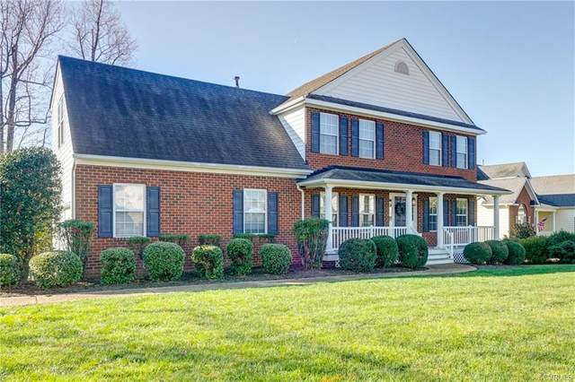 8709 Kiblercrest Drive, Mechanicsville, VA 23116 (MLS #2100564) :: Treehouse Realty VA