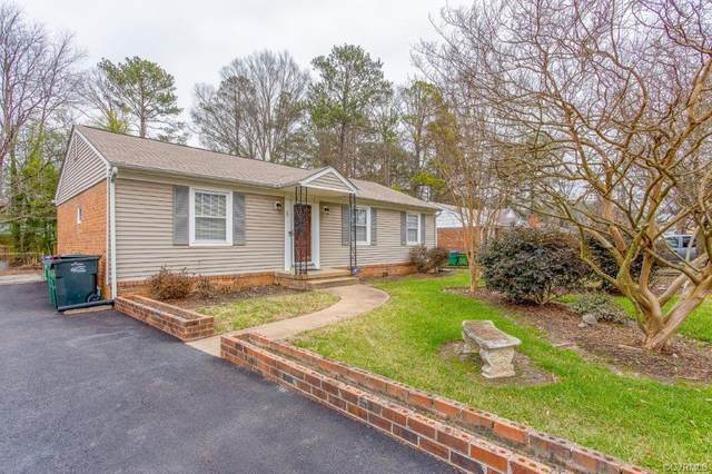 509 Vaden Drive, Richmond, VA 23225 (MLS #2100565) :: Treehouse Realty VA
