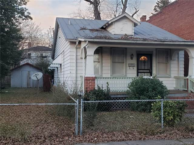 712 Arnold Avenue, Richmond, VA 23222 (MLS #2100566) :: EXIT First Realty
