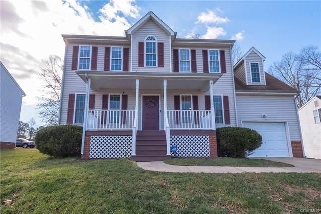 7868 Winding Ash Place, Chesterfield, VA 23832 (MLS #2100581) :: Treehouse Realty VA