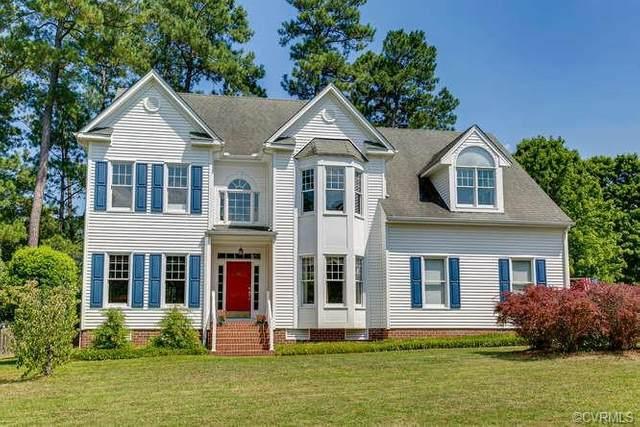 6117 Chadsworth Terrace, Glen Allen, VA 23059 (MLS #2100587) :: EXIT First Realty