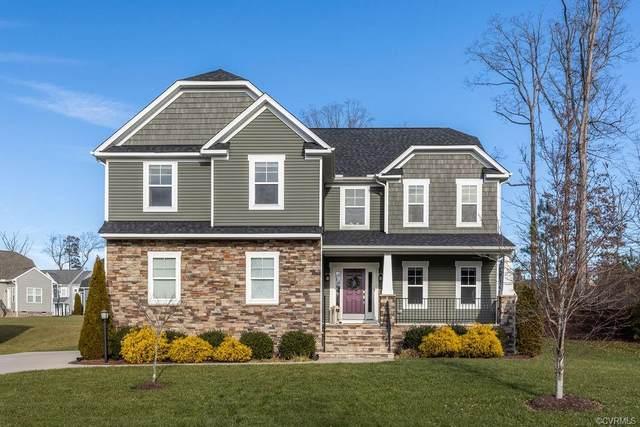 7507 Silver Maple Drive, Moseley, VA 23120 (MLS #2100592) :: Treehouse Realty VA