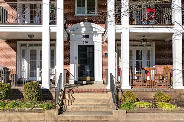 910 Tilden Street U4, Richmond, VA 23221 (MLS #2100593) :: The RVA Group Realty