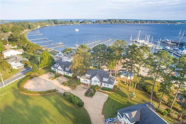 1032 Fishing Bay Road #1, Deltaville, VA 23043 (MLS #2100598) :: Treehouse Realty VA