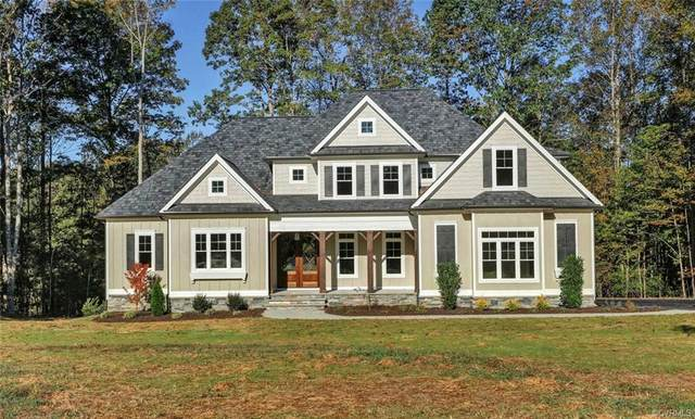 18025 Timber Banks Lane, Moseley, VA 23120 (MLS #2100620) :: Village Concepts Realty Group