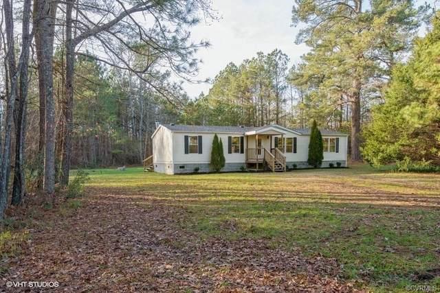 27049 Gordon Lane, Waverly, VA 23890 (MLS #2100631) :: Treehouse Realty VA
