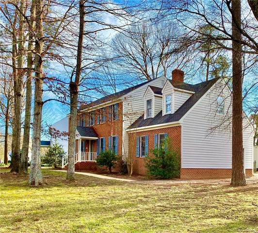 10300 Salem Oaks Drive, North Chesterfield, VA 23237 (MLS #2100636) :: Treehouse Realty VA