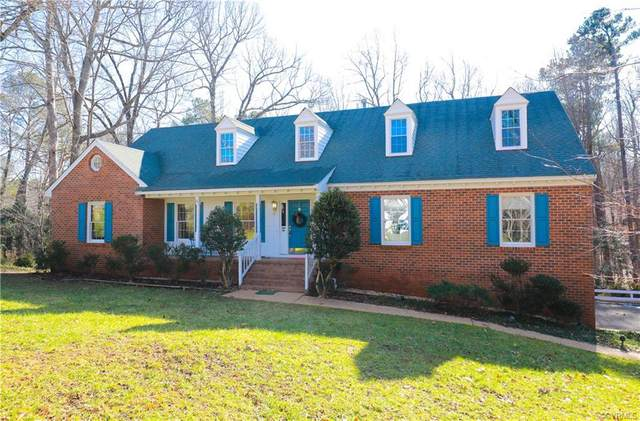 14401 Michaels Ridge Road, Midlothian, VA 23113 (MLS #2100638) :: The Redux Group