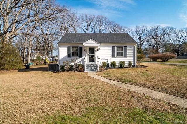 9113 Quinnford Boulevard, Chesterfield, VA 23237 (MLS #2100639) :: Treehouse Realty VA