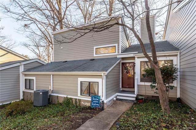 1824 Millrun Place, Henrico, VA 23238 (MLS #2100643) :: Small & Associates