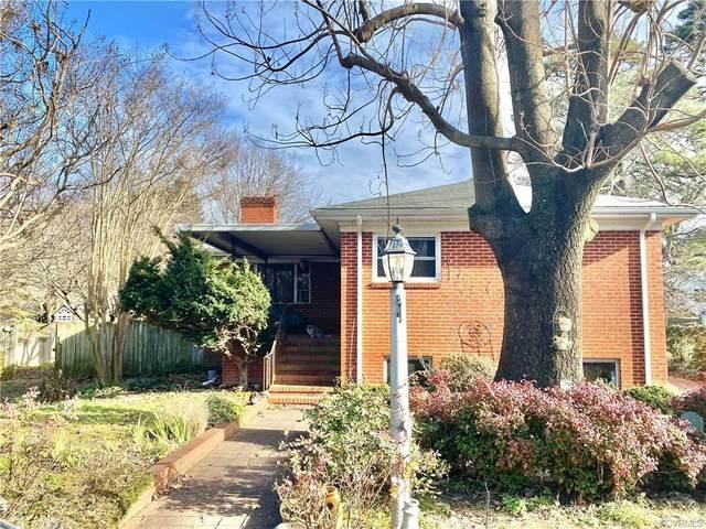 915 Algoma Street, Richmond, VA 23226 (MLS #2100653) :: Treehouse Realty VA