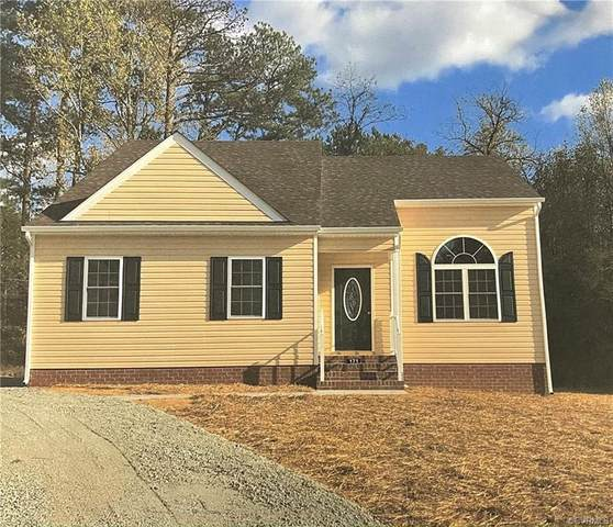 0 Dylan Drive, Aylett, VA 23009 (MLS #2100662) :: Village Concepts Realty Group