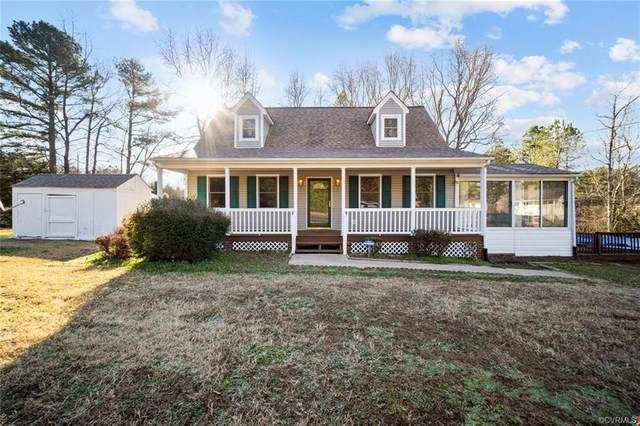 24119 Sequoia Road, Dinwiddie, VA 23803 (#2100691) :: Abbitt Realty Co.
