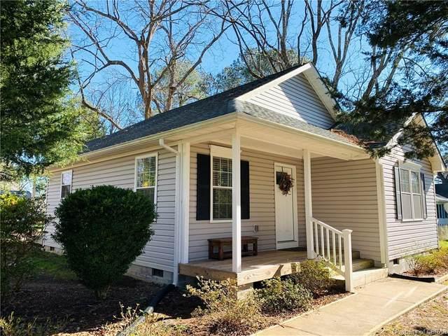 41 Noblett Lane, Kilmarnock, VA 22482 (MLS #2100704) :: Village Concepts Realty Group