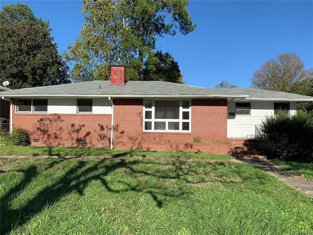 20409 Loyal Avenue, South Chesterfield, VA 23803 (MLS #2100712) :: Treehouse Realty VA