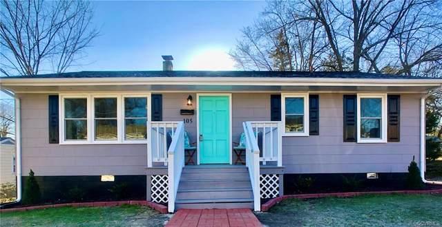 105 N Ivy Avenue, Highland Springs, VA 23075 (MLS #2100728) :: Treehouse Realty VA