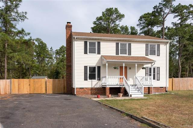 11119 Poachers Run, Chesterfield, VA 23832 (MLS #2100751) :: The Redux Group