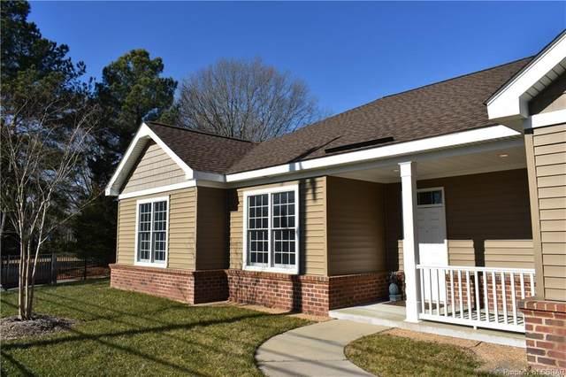 40 Village Point, Mathews, VA 23109 (MLS #2100798) :: Village Concepts Realty Group