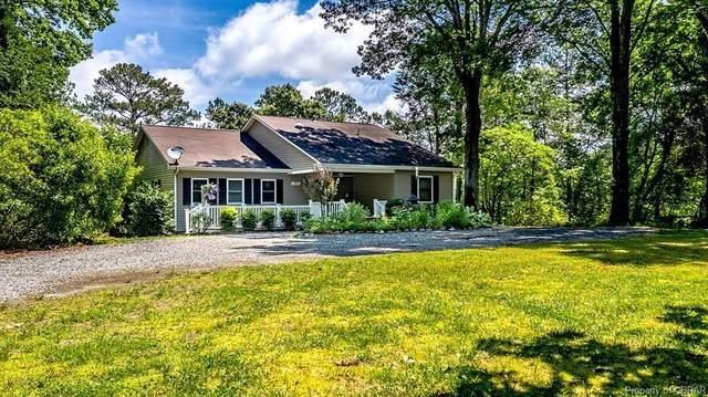 108 Hunters Lane, Lancaster, VA 22503 (MLS #2100804) :: Treehouse Realty VA