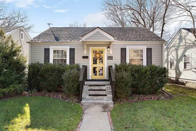 1611 Claiborne Street, Richmond, VA 23220 (MLS #2100806) :: Small & Associates