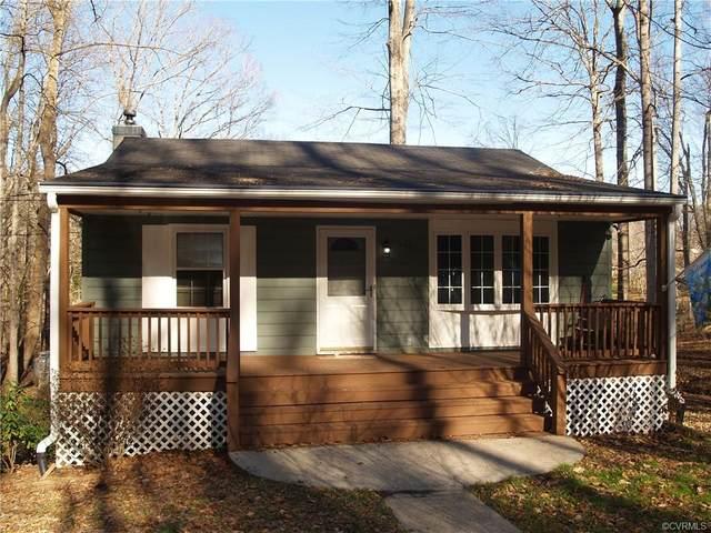 6601 Lakeside Drive, Quinton, VA 23141 (MLS #2100814) :: The Redux Group