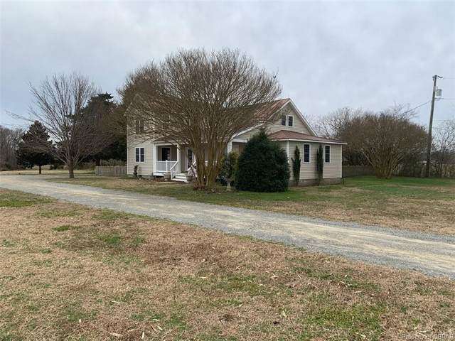 14974 General Puller Highway, Hardyville, VA 23070 (MLS #2100816) :: Small & Associates