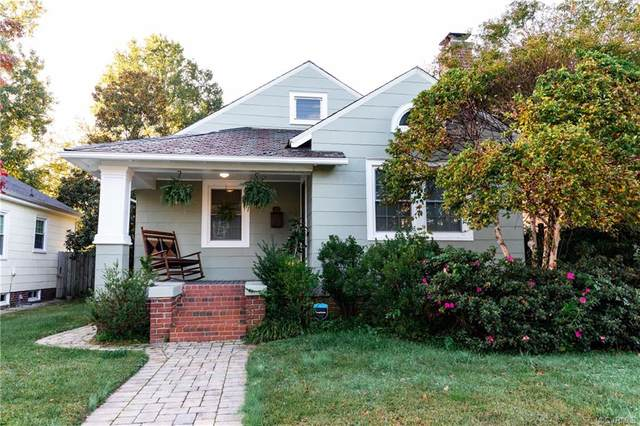1219 Claremont Avenue, Richmond, VA 23227 (MLS #2100876) :: EXIT First Realty