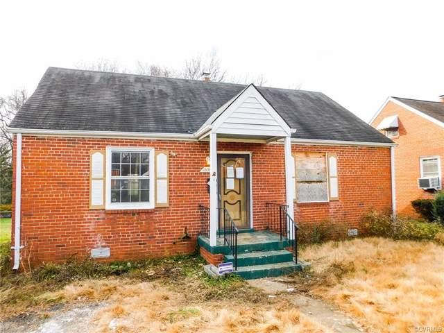 1608 Gunn Street, Richmond, VA 23224 (MLS #2100877) :: The RVA Group Realty